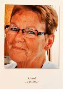 In Memoriam - Grada Peeters