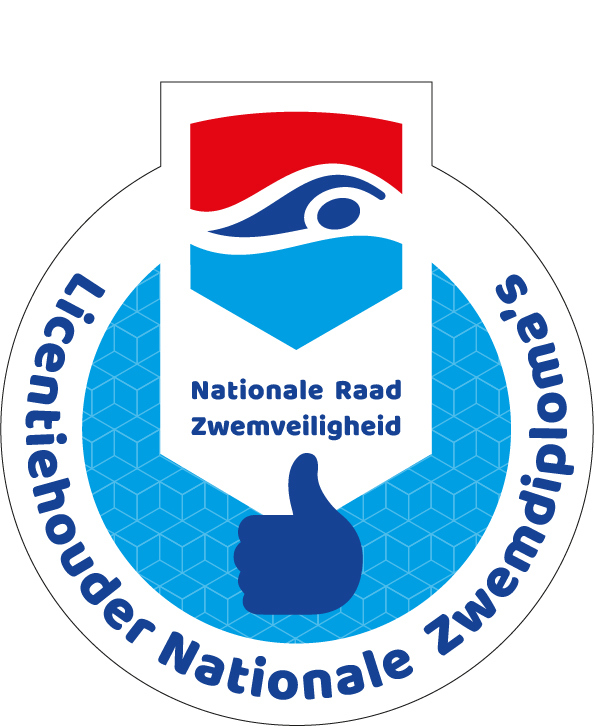 Licentie Nationale Zwemdiploma's